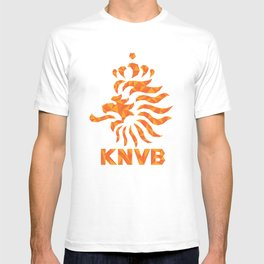 KNVB Football Crest T-shirt