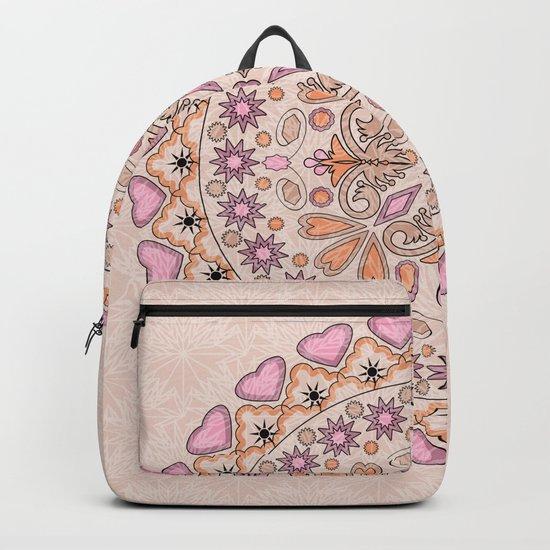 Mandala. Backpack