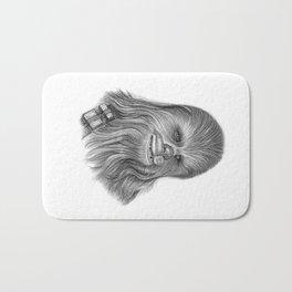 Wookiee Chewbacca Bath Mat