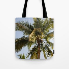 Palm Tree Paradise Tote Bag