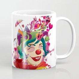 happines is not always feeling happy Coffee Mug