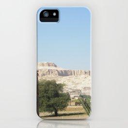 The Clossi of memnon at Luxor, Egypt, 1 iPhone Case