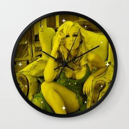 Kayden Kross Wall Clock