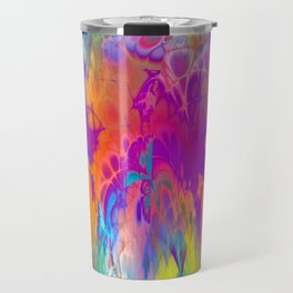 Marshmellow Skies Travel Mug