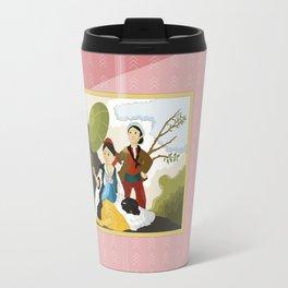 The Parasol by Goya Travel Mug