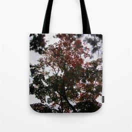 Art Drops in the Air (Japan) Tote Bag