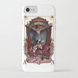 Cirque du Mort iPhone Case