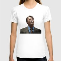 hannibal T-shirts featuring Hannibal by Jaimie