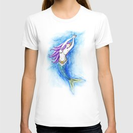 Iemanjá | Sereia | Mermaid T-shirt