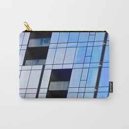 Glass Cubism Carry-All Pouch