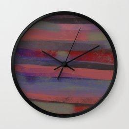 Flag of Mine Wall Clock