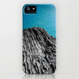 Blue Rock iPhone Case
