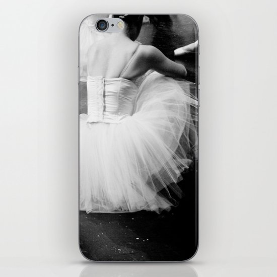 The dancer iPhone & iPod Skin