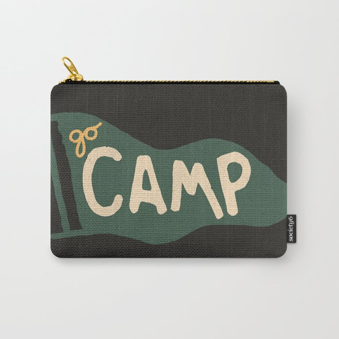 Go Camp... Carry-All Pouch