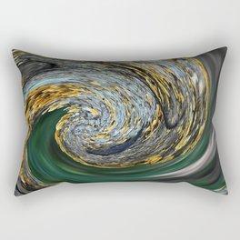 TWIRLED Rectangular Pillow