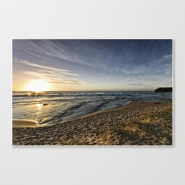 Headlands Sunrise Canvas Print