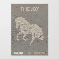 The Cobra Unit - The Joy Canvas Print