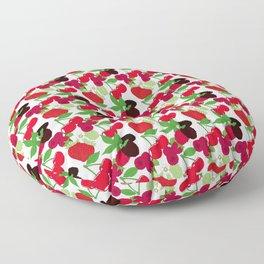 Juicy Fruit Floor Pillow