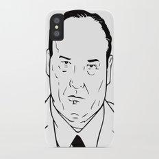 Anthony John Soprano iPhone X Slim Case
