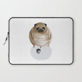 The Pug Laptop Sleeve