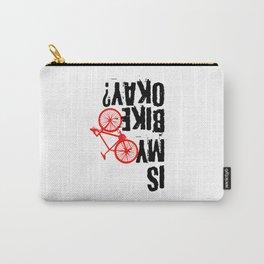 Is My Bike Okay Mountain Bike Carry-All Pouch