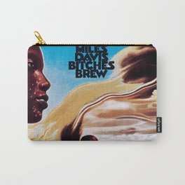 miles bitches brew davis Carry-All Pouch