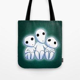 Kodama, Tree Spirits Tote Bag