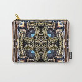 Rivers of Flow Carry-All Pouch