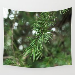 pine branch Wall Tapestry