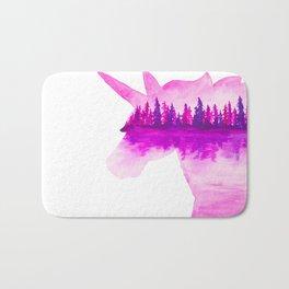 Unicorn Reflection Bath Mat