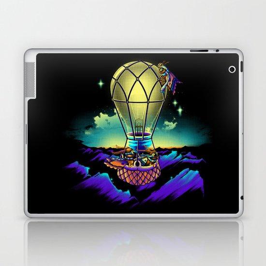 Light Flight Laptop & iPad Skin