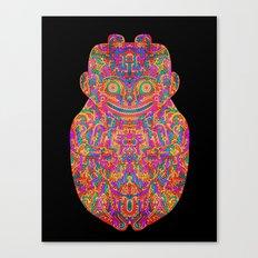 Self Transforming Spirit Guide Canvas Print