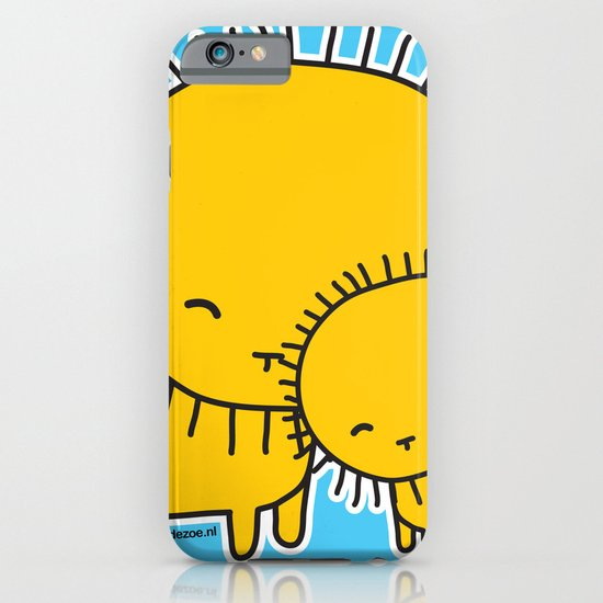 Lion Hug iPhone & iPod Case
