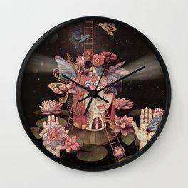 Aeonian II Wall Clock