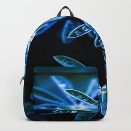 BEAUTIFUL LEAVES AND WATER DROPS Backpack