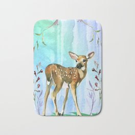 Sweet Fawn Bath Mat