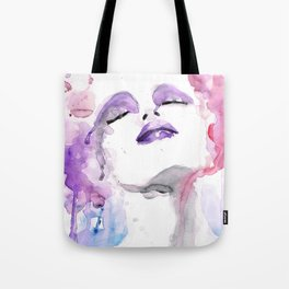 Rosa (pink) four Tote Bag
