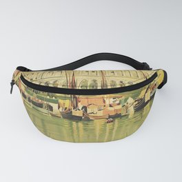 old placard Pola Fanny Pack