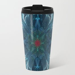 Valor and Mercy Travel Mug