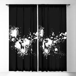 Ballet Shoes Blackout Curtain