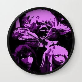 The Dark Crystal Wall Clock