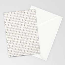 Army of mosquitoes Stationery Cards