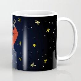 Space Babe Coffee Mug
