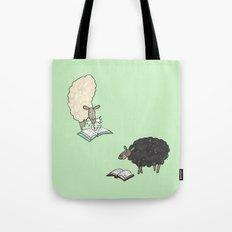 Hungry Sheep Tote Bag