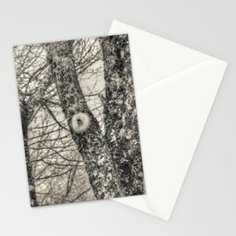 Young oaks Stationery Cards