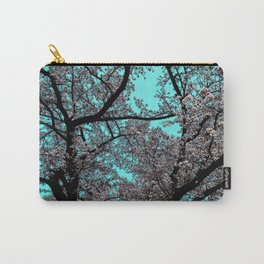 Hana Collection - Japanese Cherry Tree 'the Old one' Carry-All Pouch
