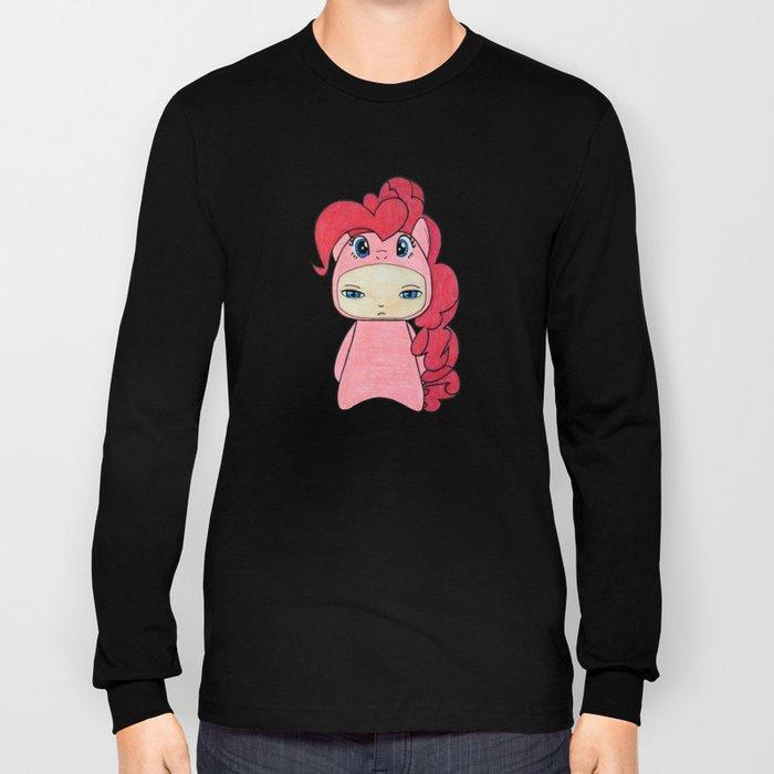 A Boy - Pinkie Pie Long Sleeve T-shirt