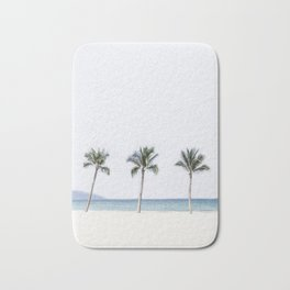 Palm trees 6 Badematte