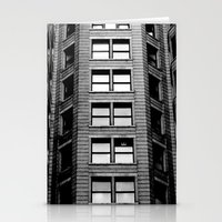 building Stationery Cards featuring Building by Conor O'Mara