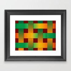 Autumn Transitions Framed Art Print